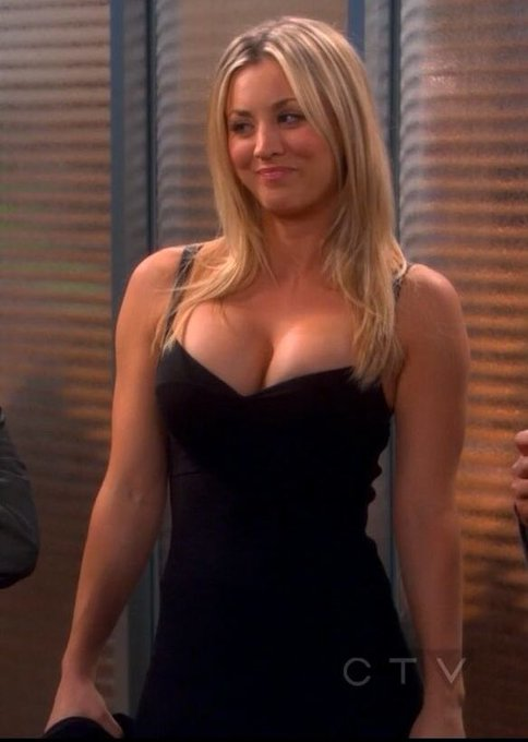 Happy birthday to the one and only Kaley Cuoco!