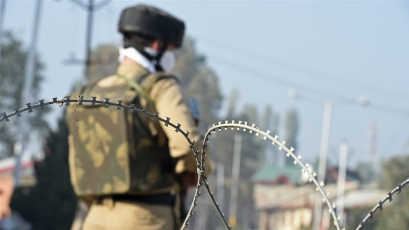 Rebels killed in India-administered Kashmir encounter triggering protests