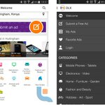 OLX Android app pushing video advertisements