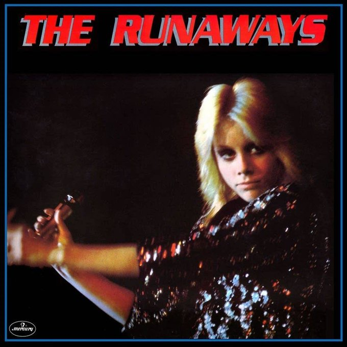 Cherie Currie, solo artist and former lead vocalist of the Runaways, turns 58 today.