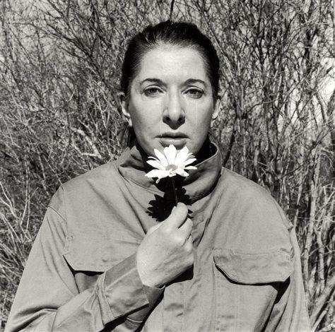 Happy Birthday, Marina Abramovi :