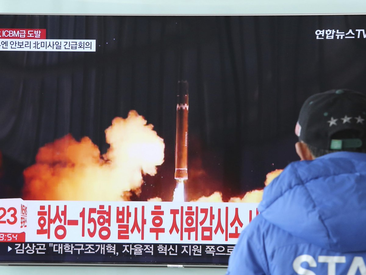 North Korea has shown off its new missile, and it's scarier than previously thought