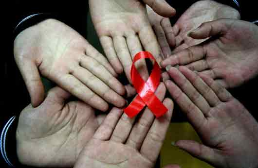 Five key numbers on AIDS