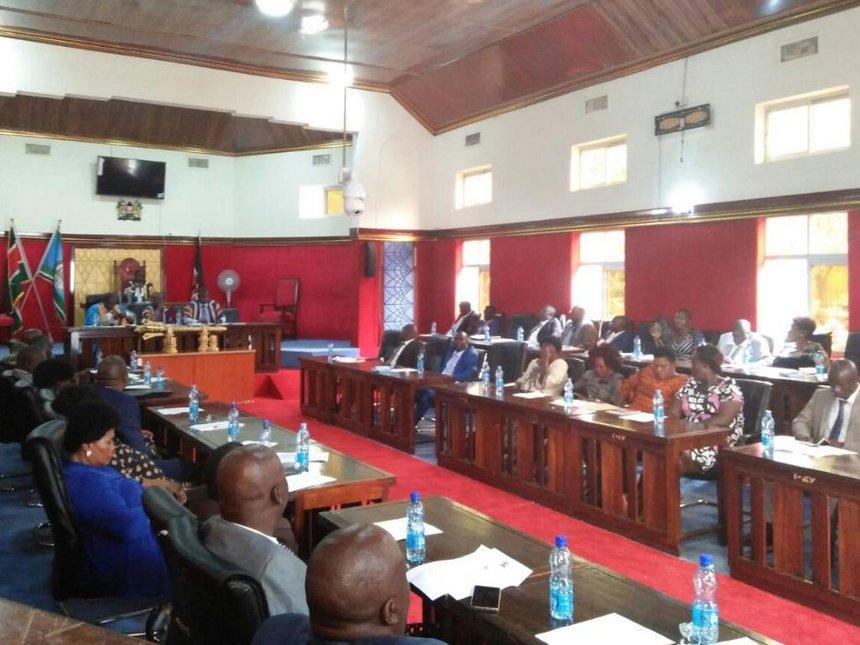Kisumu MCAs unanimously approve Anyang' Nyong'o's Cabinet