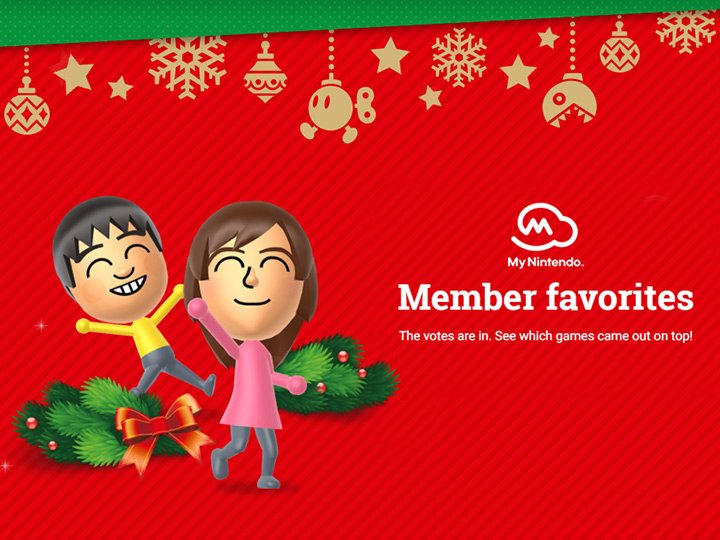 The votes have been tallied! Check out #MyNintendo members' most wished for holiday gifts. https://t.co/i9WYYZQTnW https://t.co/poIcUVjwLQ