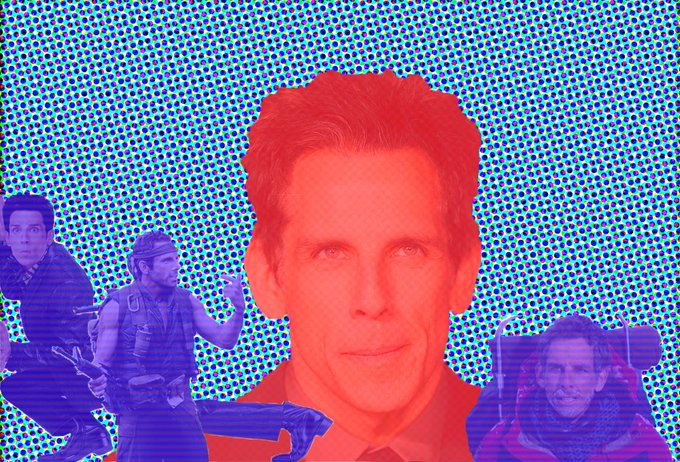 Happy Birthday to the one-and-only Ben Stiller! What s your favorite Ben Still flick? We love Something About Mary!