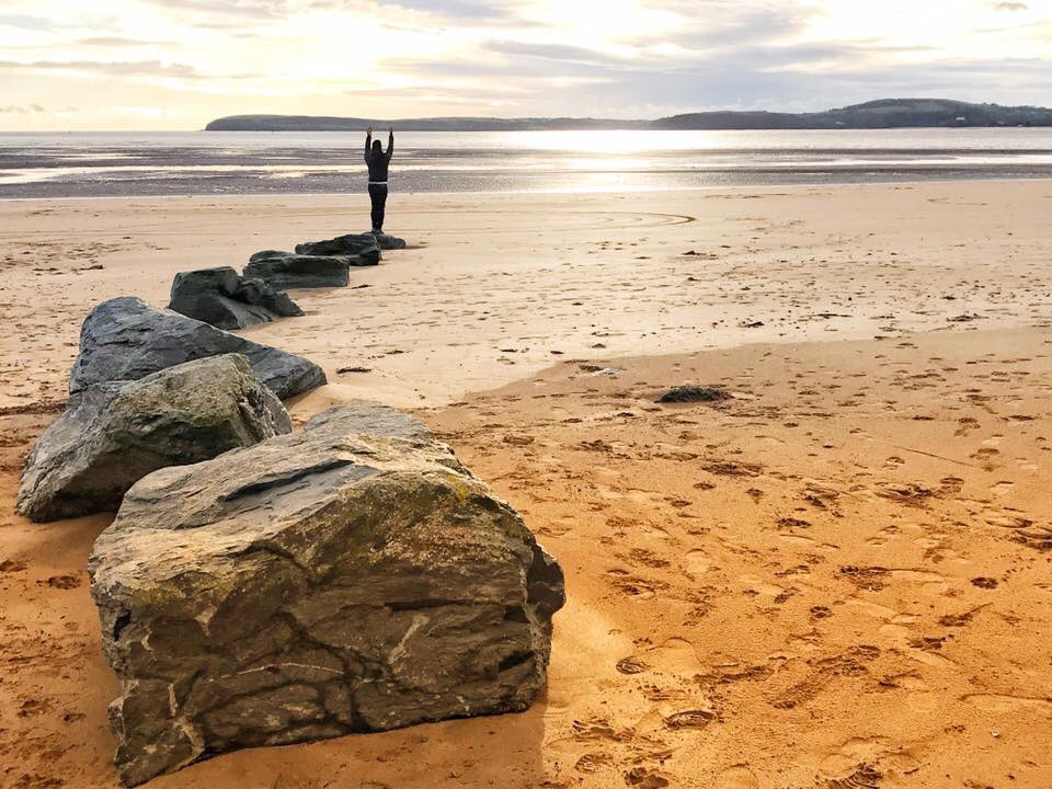 Sun, sea and sand – the always peaceful Duncannon Beach in the sunny south-east 😍  MT @madaboutireland https://t.co/OXnW3LsYun