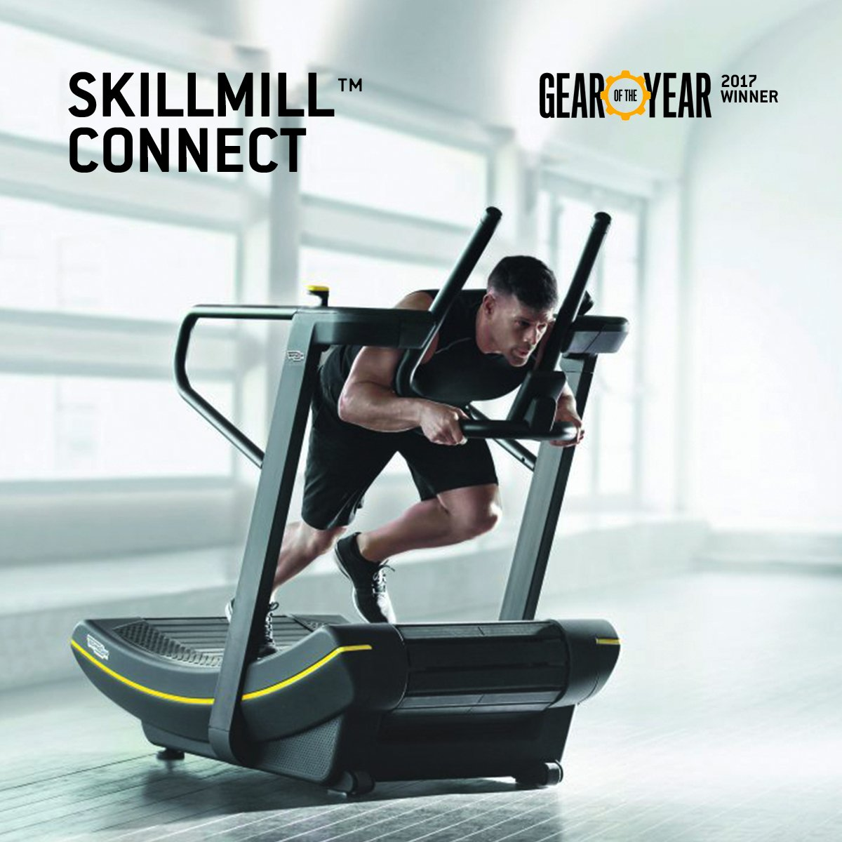 Technogym Skillmill Connect Is Nominated 2017 Runners World Gear Of The Year Https Goo Gl Gqwm4j Runnersworld Gearoftheyear