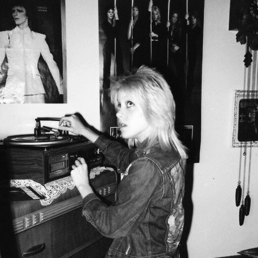 Happy Birthday Cherie Currie!