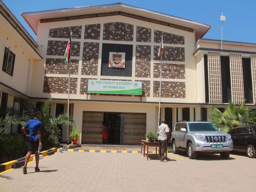 No records for Sh825m spent in Homa Bay, says Auditor General