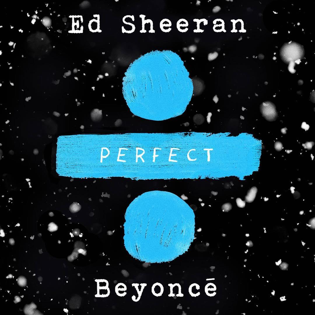 Listen to Beyoncé & @edsheeran's new duet #Perfect now: https://t.co/Oq1lcqeQqd https://t.co/qZS2CHbBpC