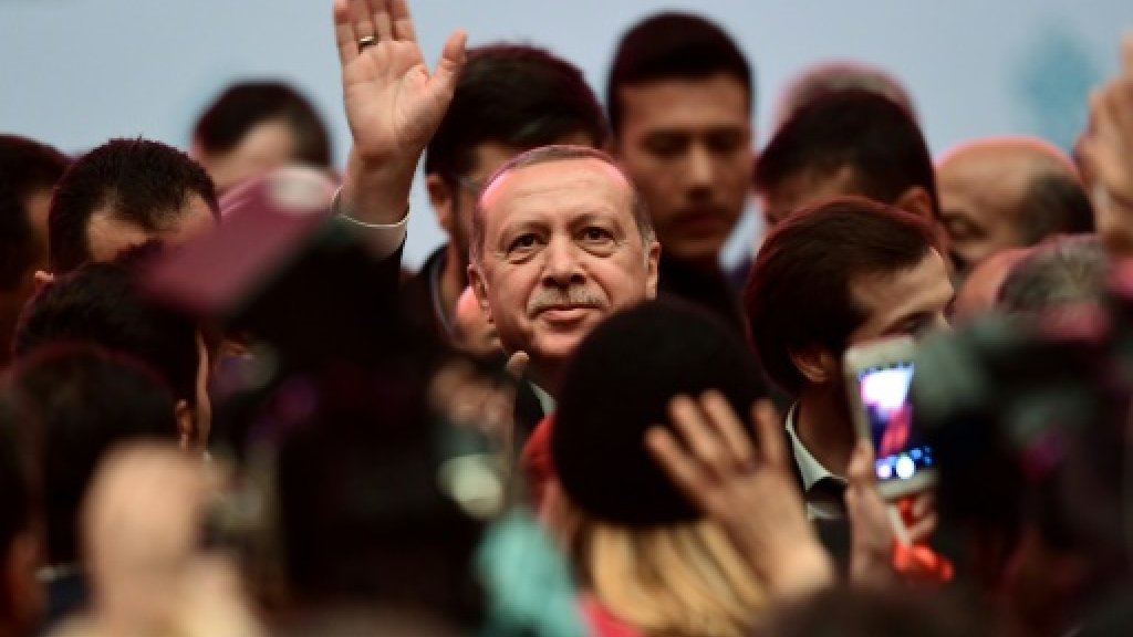 Erdogan says Turkey did not violate US sanctions on Iran
