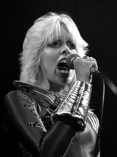 Happy birthday Cherie Currie!!!