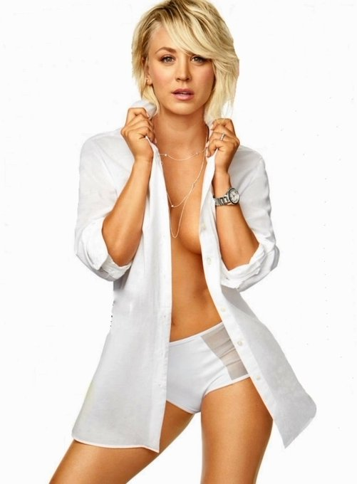 Happy Birthday Kaley Cuoco