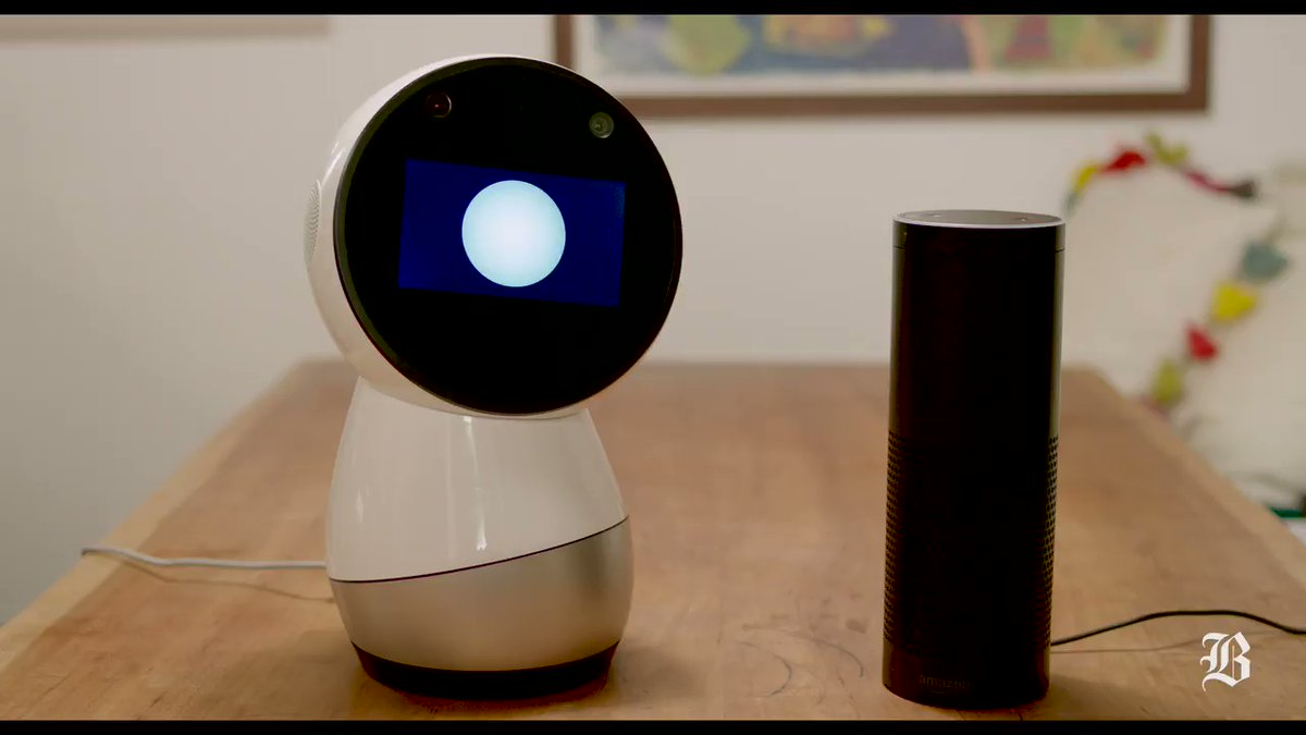 Boston startup's $900 robot doesn't compare with $90 Alexa yet