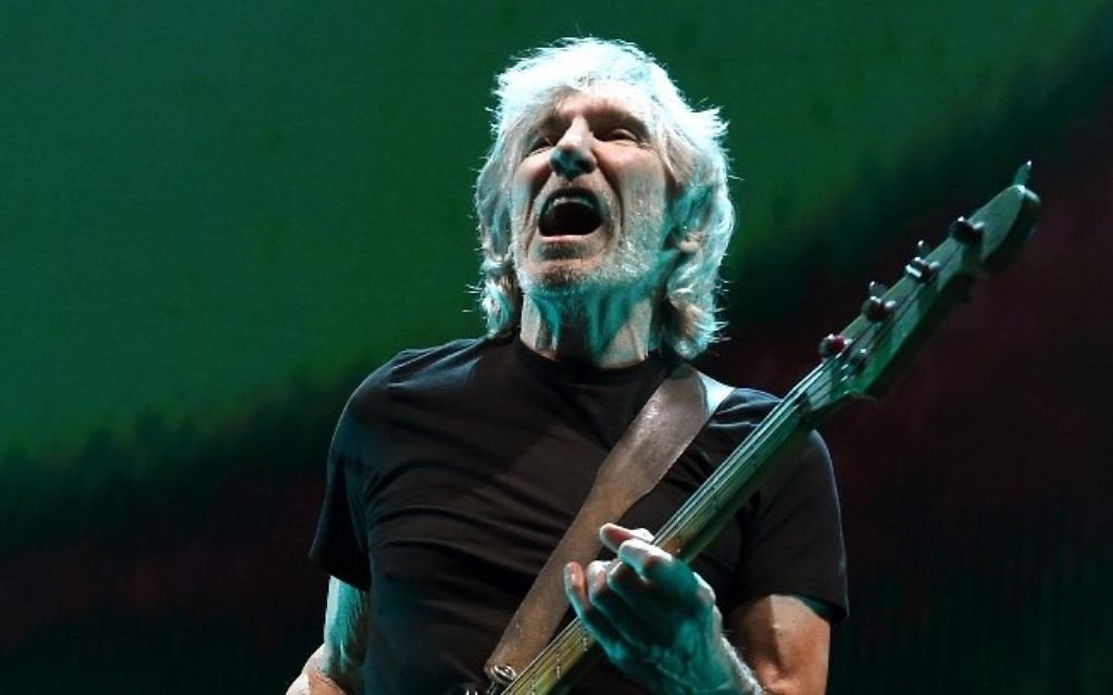 German broadcasters drop Roger Waters concerts over anti-Semitism accusations