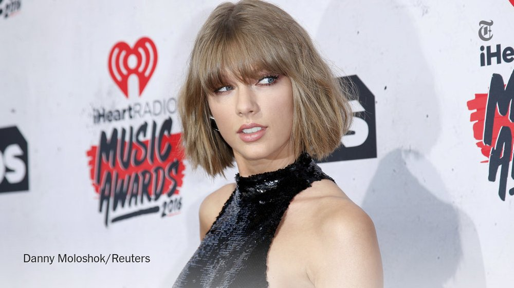 Taylor Swift's 'Reputation' is coming to streaming services https://t.co/8PyOtUlyqr https://t.co/soTCurEOfW