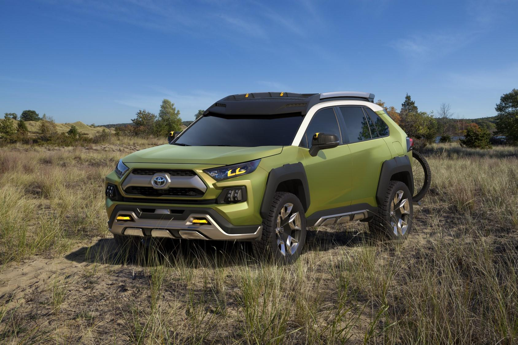 #ICYMI today - Future Toyota Adventure Concept - #FTAC - revealed from @LAAutoShow - more: https://t.co/VmwJYQcnlV https://t.co/iN8ELvq0Tk
