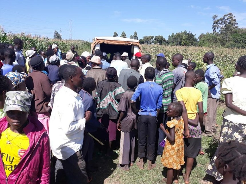 Bungoma man, 58, slips and drowns in River Sio after a drinking spree
