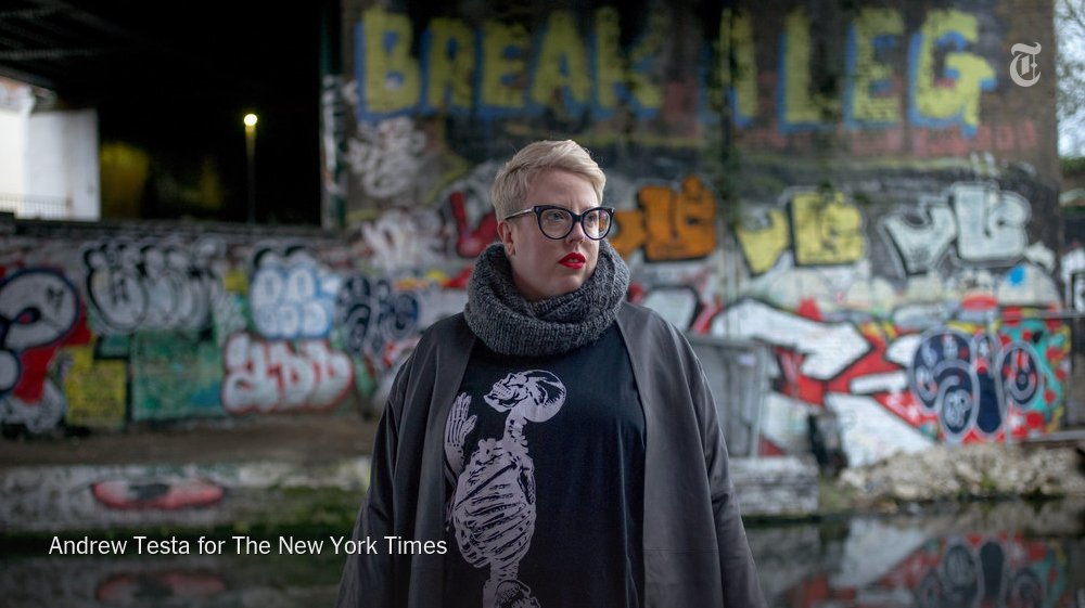 The Black Madonna, an activist D.J., wants to turn dance music upside down https://t.co/YLdHfRomjv https://t.co/GvoUCV9YPi