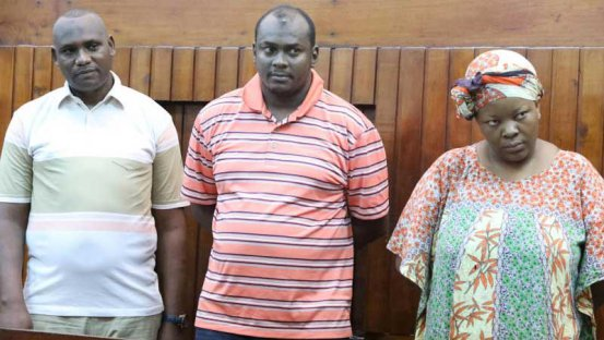 Mombasa judge orders probe into claims female murder suspect was detained with men