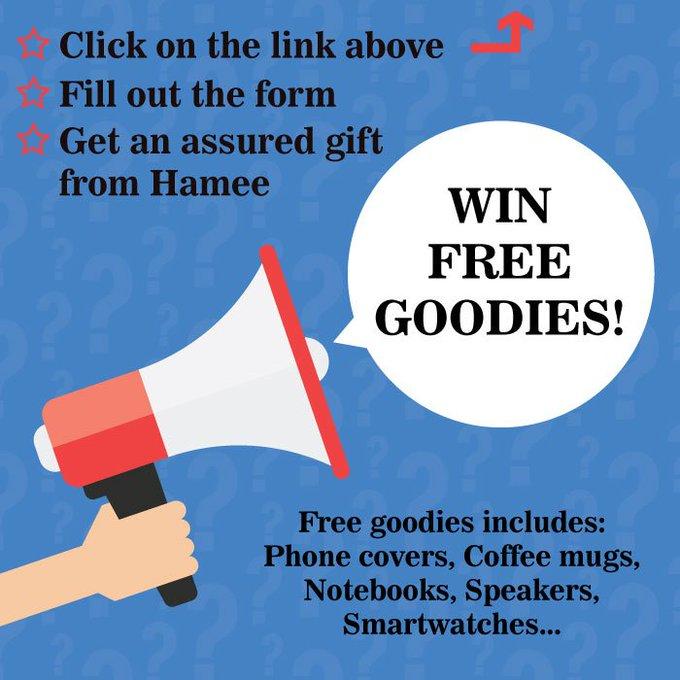 Contest ContestAlert ContestofChampions freebie Freegift goodies Participate win