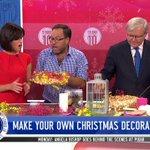 Make Your Own Christmas Decorations | Studio 10