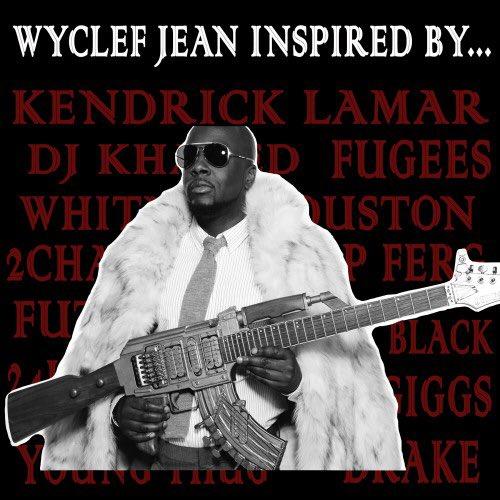 RT @LiveMixtapes: [Mixtape] @Wyclef Jean - Inspired By... :: #GetItLIVE! https://t.co/6F2KeONPs0 @LiveMixtapes https://t.co/ZnTmcn14XJ