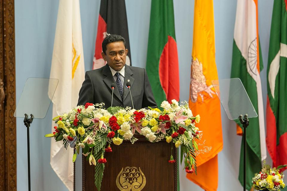 Maldives close to free trade agreement with China, India caught unawares