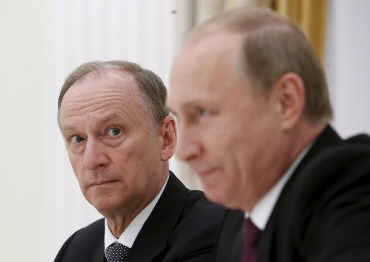 Putin's top security adviser says North Korea tensions have Russia preparing for war