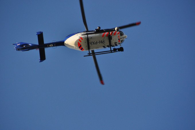 Inbrekers aangehouden na ontdekking door politiehelikopter (update) https://t.co/NguIJfpD03 https://t.co/EAhhjWbvXi