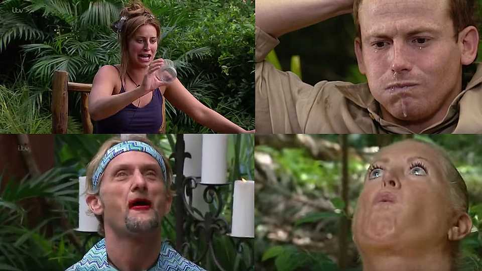 Here are 15 truly DISGUSTING bushtucker trials from