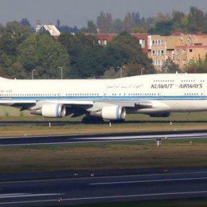 Anti-israël : Un responsable allemand voudrait faire interdire Kuwait Airways