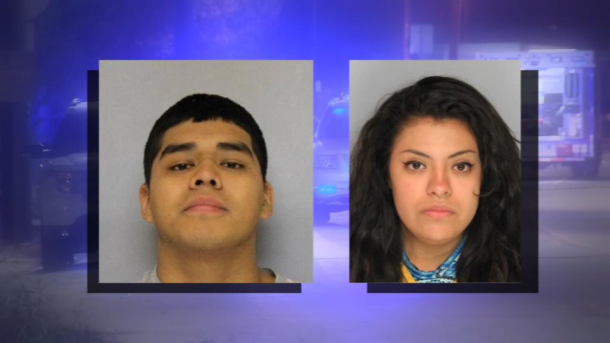 Manhunt ends with arrest of couple accused in police shooting