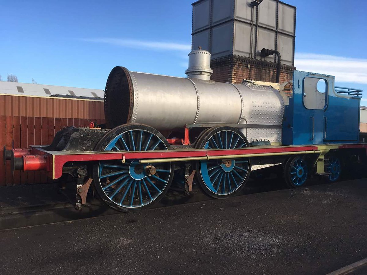 test Twitter Media - It's been a major weekend with the ongoing restoration of our flagship loco CR 419. The boiler is now back in the frames! Can YOU help us? https://t.co/mR5She5a4M #TeamSteam 😀 ^JS https://t.co/Fft0wZdkoA