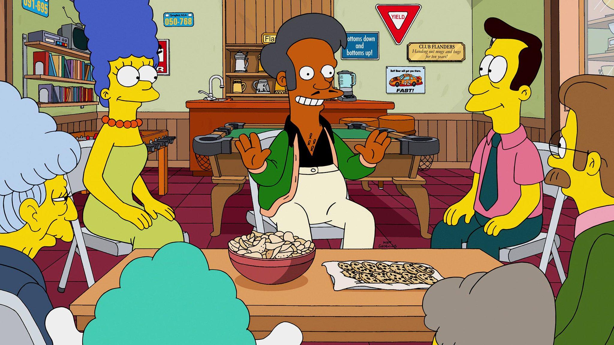 Hari Kondabolu's 'The Problem with Apu' confronts 'The Simpsons' glaring blindspot https://t.co/ySKrMaEAR8 https://t.co/rAjyrjzYzV
