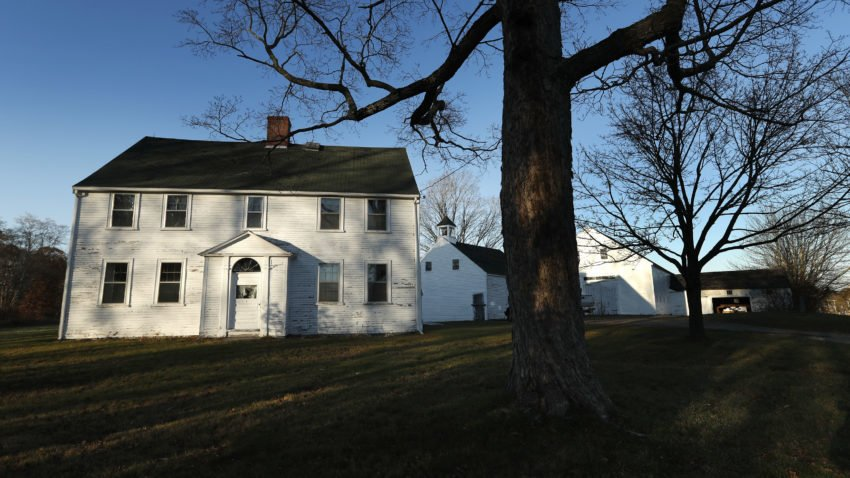 This 300-year-old New Hampshire house has hosted 8 generations of a president's family