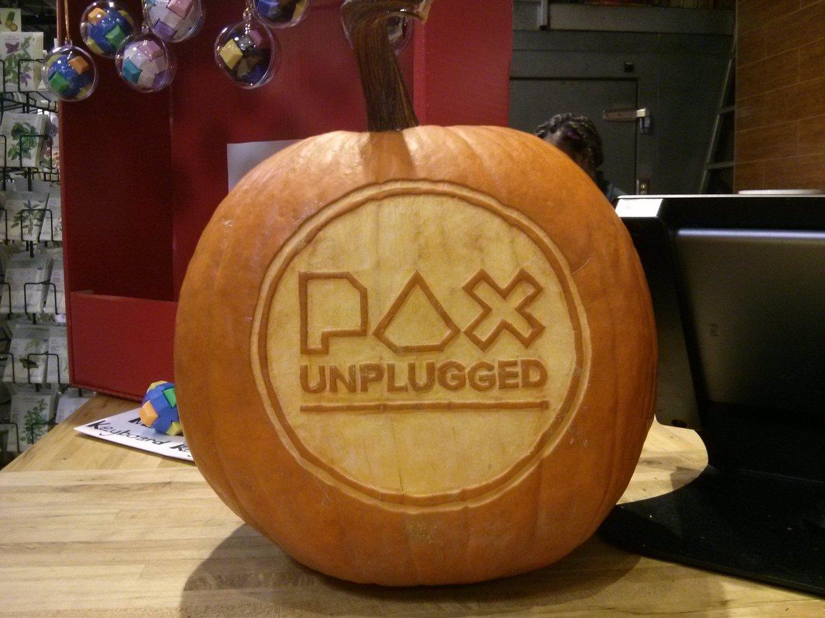 #PAXUnplugged