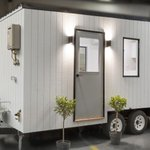 First Australian tiny house auction fetches $56,000 in Ringwood