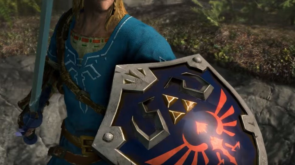 You can cosplay as Link in #Skyrim if you know how to find the #Zelda gear: https://t.co/PJjOpOzyC2 https://t.co/mWtPUn0i6K