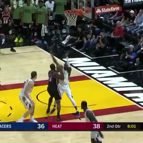 Just keep spinning. Just keep spinning.  #HEATCulture https://t.co/G4IJUyO6qI