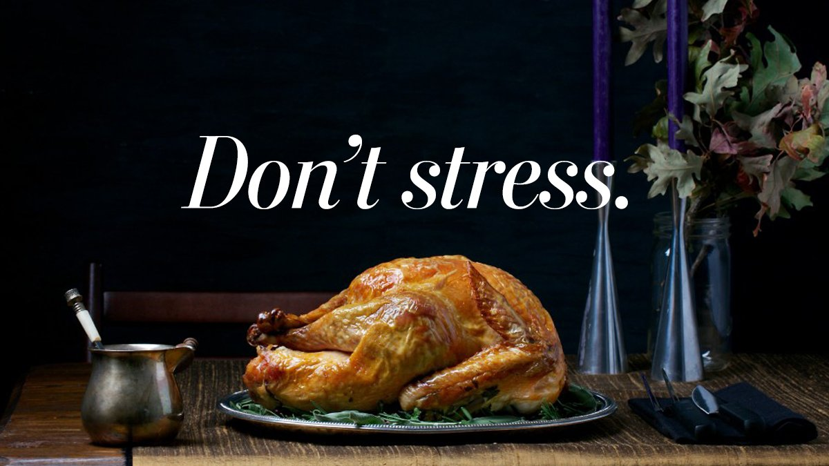 The ultimate guide to your first stress-free Thanksgiving