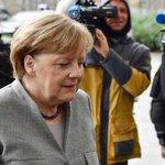 Merkel struggles to avert coalition talks collapse