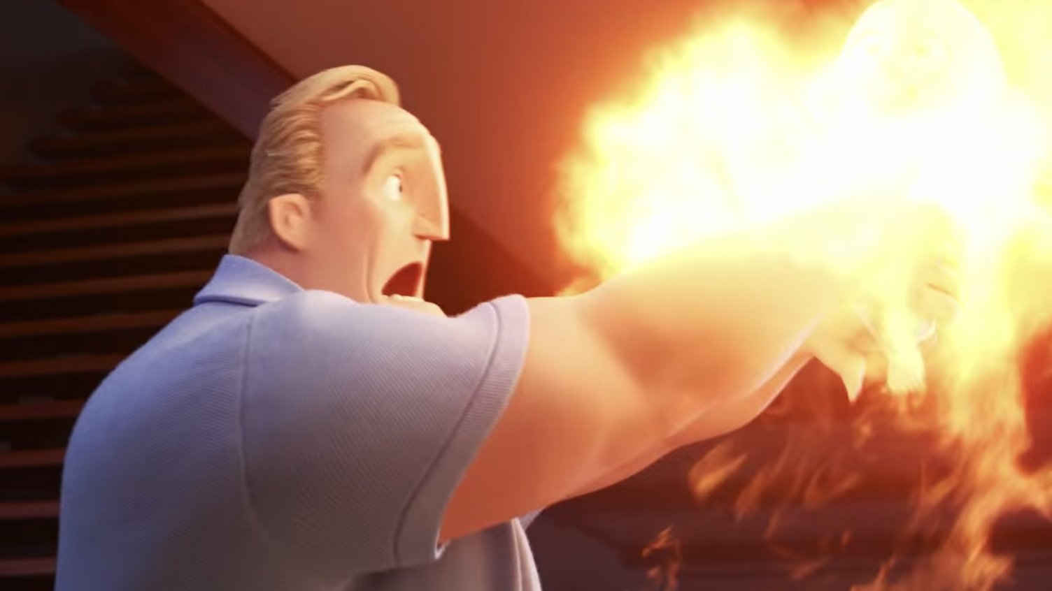 Hell yeah! Here's the teaser trailer for 'The Incredibles 2' https://t.co/g9vqf7gJqU https://t.co/pcXNBSYShh