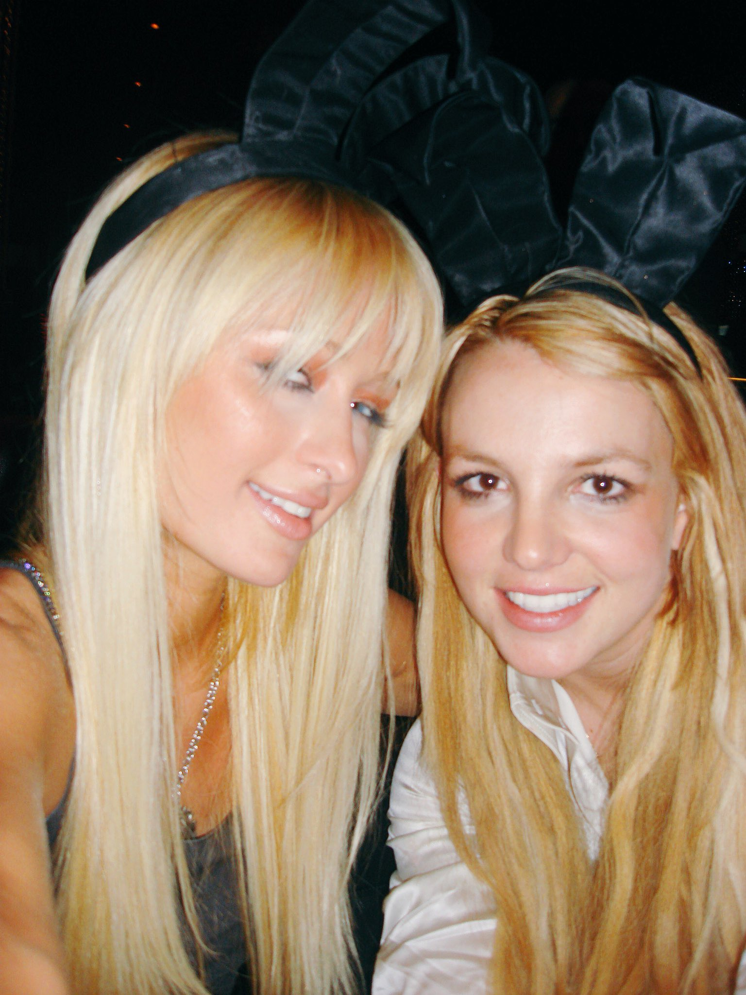 11 years ago today, Me & Britney invented the selfie! https://t.co/1byOU5Gp8J
