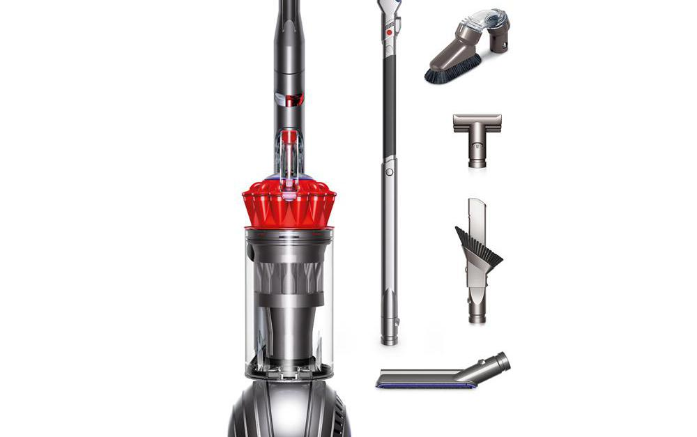 Dyson Ball complete upright vacuum with extra tools for $298 https://t.co/8uXozDrquO https://t.co/EIjOcu0Lht