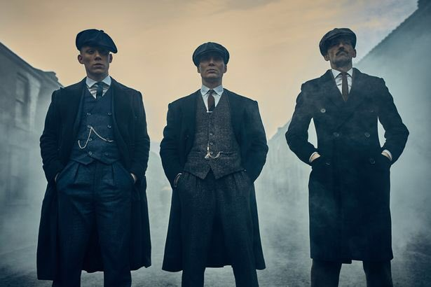 What a series this is! ������ @ThePeakyBlinder https://t.co/A2tP5tiaSM