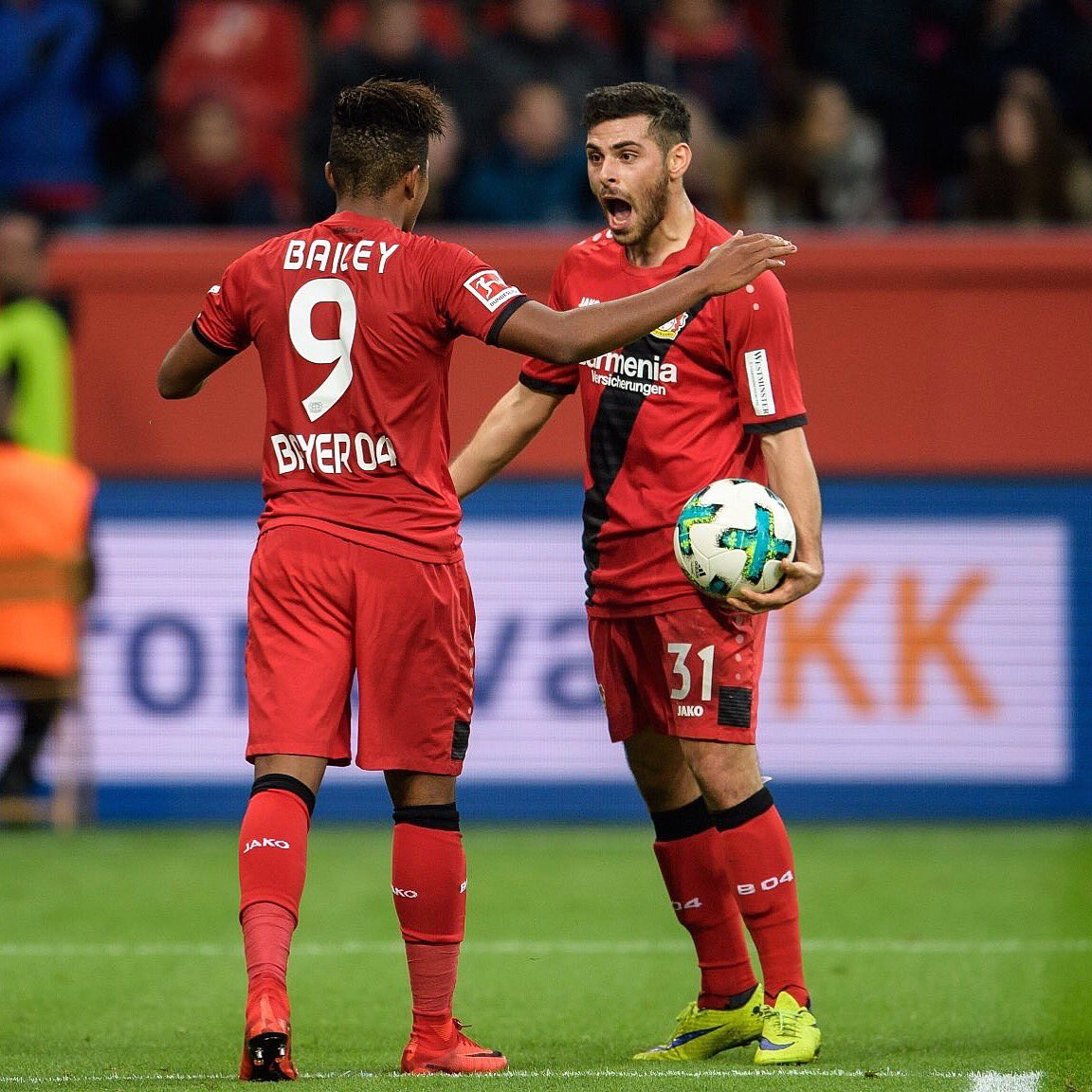 About yesterday's game. ⚽️👊🏾 @KeVolland https://t.co/hJovwNGyoH