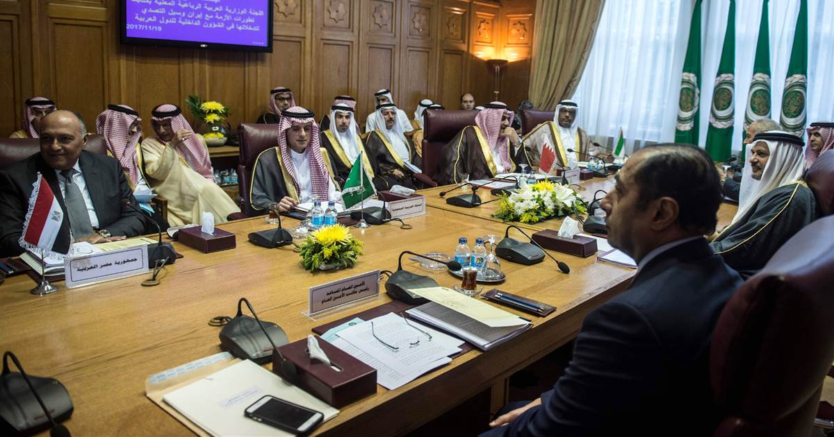 Arab states hold emergency meeting on Iran and Hezbollah