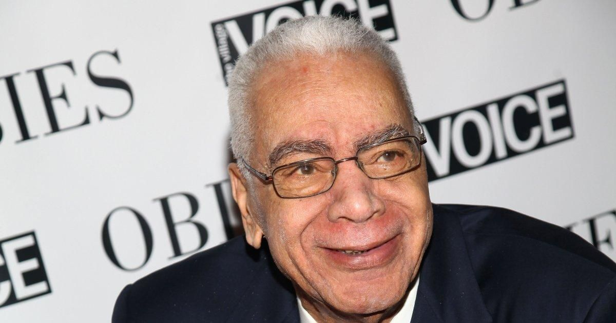 RT @NYDailyNews: Earle Hyman, Russell Huxtable on